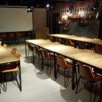 光明客棧-包場桌椅客製化